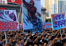North Korea Details Plan To Fire Missile Salvo Toward Guam
