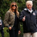 Trump Traveling To Texas For Briefings On Harvey Recovery