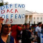 Trump Rescinding DACA Program Protecting Young Immigrants