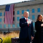 President Trump On 9/11: 'America Cannot Be Intimidated'