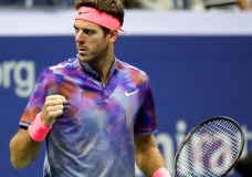 Del Potro Beats Federer In US Open Quarterfinals