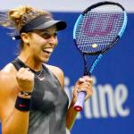 Keys, Vandeweghe Complete U.S. Sweep Of women's SFs At US Open