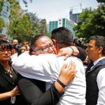 Mexico Quake Damages Buildings In Puebla State