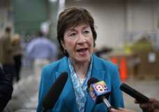 Sen. Collins' Opposition Kills GOP Health Care Drive