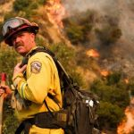 Scorching Heat, Wildfires Bake U.S. West Over Holiday Weekend
