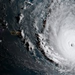 Powerful Hurricane Irma Bears Down On Caribbean