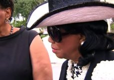 Congresswoman Frederica Wilson says she heard President Trump on speakerphone tell the widow of a US soldier killed in Niger, 'he knew what he signed up for.' There is no immediate comment from Sgt. La David Johnson's family or The White House. (Oct. 18)
