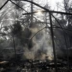 3 More Dead In California Fires, Total Now 38