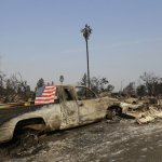 Deadly California Wildfires Keep Growing In Size And Number