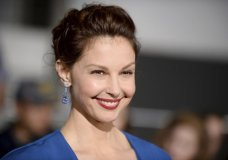 "FILE - In this March 18, 2014, file photo, Ashley Judd arrives at the world premiere of ""Divergent"" at the Westwood Regency Village Theater in Los Angeles. Judd on ""Good Morning America,"" Thursday, Oct. 26, 2017, said Harvey Weinstein made sexual advances toward her two decades ago. Judd was among the first of what has become dozens of women alleging sexual harassment or assault by Weinstein, who is now under criminal investigation for rape in several cities. (Photo by Jordan Strauss/Invision/AP, File)"
