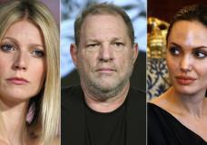 Paltrow, Jolie Join Flood Of Allegations Against Weinstein