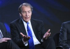 """FILE - In this Tuesday, Jan. 12, 2016, file photo, Charlie Rose participates in the """"CBS This Morning"""" panel at the CBS 2016 Winter TCA in Pasadena, Calif. The Washington Post says eight women have accused television host Charlie Rose of multiple unwanted sexual advances and inappropriate behavior. CBS News suspended Charlie Rose and PBS is to halt production and distribution of a show following the sexual harassment report. (Photo by Richard Shotwell/Invision/AP, File)"""