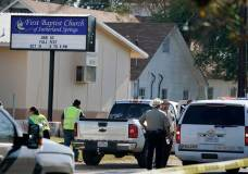 Texas Church Attacker Identified As Devin Kelley
