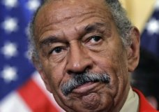 Plagued by sexual misconduct allegations, longtime Rep. John Conyers announces his retirement and endorses his son to replace him in Congress. (Dec. 5)