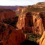 Monuments Being Reduced Hold Cliff Dwellings, Scenic Cliffs