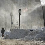 First Snow, Now Bitter Cold Disrupts Life On East Coast