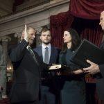 2 New Senate Democrats Sworn In, Narrow GOP's Majority