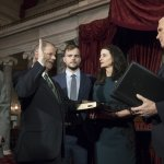 2 New Senate Democrats Sworn In, Narrow GOP's Majority