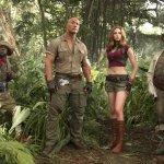 7 Weeks Later, 'Jumanji' Is No. 1 At Box Office