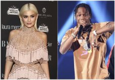 "NEW YORK (AP) — Kylie Jenner and Travis Scott have named their baby girl is named Stormi.  Jenner posted the name on Instagram on Tuesday with a photo of the baby's tiny hand grasping her pink-polished thumb. The post was viewed more than 129,000 times by Tuesday afternoon.  Jenner says she opted to be private to be stress free while preparing for the ""role of a lifetime.""  Stormi was born Feb. 1, weighing in at 8 pounds, 8 ounces. The 20-year-old Jenner is the youngest sibling in the Kardashian-Jenner clan. She kept largely out of public view during her pregnancy. In a social media post, she says that pregnancy was ""the most beautiful, empowering and life changing experience"" and that she will ""miss it."""
