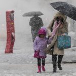 Northeast Wakes Up To Deep Snow, Power Outages