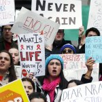 'Enough Is Enough': U.S. Students Stage Walkouts Against Guns