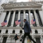 Buyouts, Strong Earnings Nudge U.S. Stocks Higher