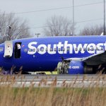1 Dead After Jetliner Apparently Blows An Engine In flight
