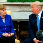 Key Decisions Loom As Trump, Merkel Meet With Little Fanfare