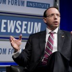 Rosenstein: Justice Dept. Won't Be 'Extorted' By Congress