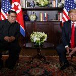 Trump, North Korea's Kim Come Together For Momentous Summit
