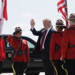 Trump Plows Into G-7 Summit, Facing Foreign Critics