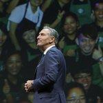 Starbucks' Schultz Mulling 'Philanthropy To Public Service'