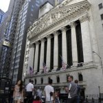 Banks Lead Stocks Slightly Higher, Reversing Morning Slide