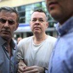Turkey Calls U.S. Threats Over Pastor Unacceptable