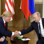 Trump-Putin Summit Opens Without Talk Of Election Meddling