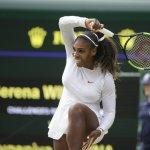 Williams, Federer Reach Quarterfinals At Wimbledon