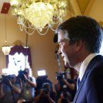 Court Nominee Kavanaugh Begins Making His Case To Senators