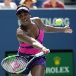 Venus Does Her Part To Set Up All-Williams Match