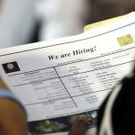 U.S. Employers Add 157,000 Jobs, Jobless Rate Hits 3.9 Pct.