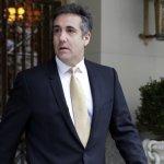 AP Sources: Cohen In Talks To Strike Plea Deal In Fraud Case
