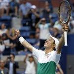 Nishikori Outlasts Cilic, Joins Osaka In U.S. Open Semifinals