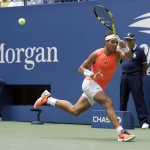 No. 1 Nadal Through To US Open Quarterfinals