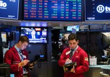 Dow Hits Another All-Time High On Mixed Day For U.S. Stocks