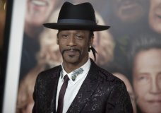 "FILE - In this Dec. 13, 2017, file photo, Katt Williams attends the LA Premiere of ""Father Figures"" in Los Angeles. Williams was arrested on suspicion of assaulting a driver. Williams is in jail Sunday, Oct, 7, 2018. He had come to Portland to perform in Nick Cannon's ""Wild 'N Out"" comedy improv show Friday night. (Photo by Richard Shotwell/Invision/AP, File)"