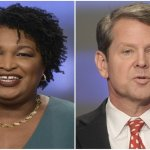 Abrams Ends Georgia Governor Bid; Says She'll File Lawsuit