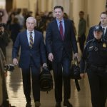 House GOP Grills Former FBI Chief Comey Behind Closed Doors