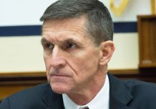 Former Trump administration national security adviser Michael Flynn