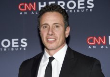 "FILE - In this Dec. 8, 2018 file photo, CNN anchor Chris Cuomo attends the 12th annual CNN Heroes: An All-Star Tribute at the American Museum of Natural History in New York. CNN says it completely supports Cuomo after he was seen on video threatening to push a man down some stairs during a confrontation after the man apparently called him ""Fredo,"" in a seeming reference to the ""Godfather"" movies. The video appeared Monday, Aug. 12, 2019 on a conservative YouTube channel. (Photo by Evan Agostini/Invision/AP, File)"