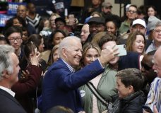 Biden Wins South Carolina, Hopes For Super Tuesday Momentum